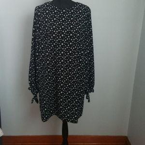 H&M Flower Print Dress